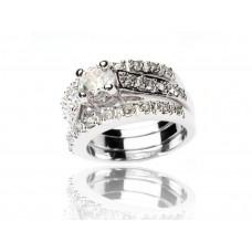 Дизайнерски дамски пръстен BAGUE A DAMES от колекция La Nudiste [BADA-10039] online