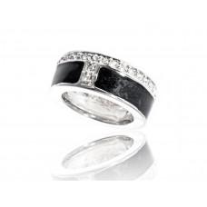 Елегантен дамски пръстен BAGUE A DAMES от колекция La Jumping Noire [BADA-10049] online