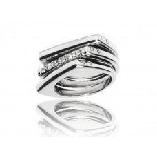 Елегантен дамски пръстен BAGUE A DAMES от колекция Les Triplettes [BADA-10034] online
