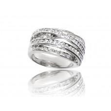 Елегантен дамски пръстен BAGUE A DAMES от колекция L'Illuminée [BADA-10037] online