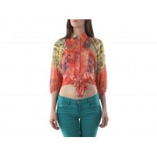 Дизайнерска дамска риза с дълъг ръкав FIFILLES DE PARIS от колекция USA [FDPA-10013] online