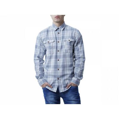 JACK & JONES мъжка риза с дълъг ръкав Task Shirt
