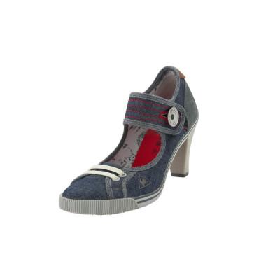 LE COQ SPORTIF дамски обувки с токчета Lievin Denim