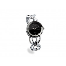 Елегантен дамски часовник SINOBI от колекция La Trotteuse Noire [SINO-10007] online